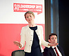 Labour Party Leadership and Deputy Leadership Hustings - East of England - The first of Labour&rsquo;s Leadership and Deputy Leadership regional and national hustings moderated by Gaby Hinsliff at The Forum Banqueting Suites Stevenage  20 June 2015 <br /> <br /> <br /> Yvette Cooper<br /> <br /> <br /> <br /> <br /> <br /> Photograph by Elliott Franks <br /> <br /> <br /> <br />  <br /> Image licensed to Elliott Franks Photography Services