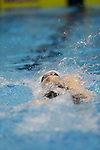 INDIANAPOLIS, IN - MARCH 18: Danielle Galyer swimming for Kentucky  in the 200-meter backstroke during the Division I Women's Swimming & Diving Championships held at the Indiana University Natatorium on March 18, 2017 in Indianapolis, Indiana. (Photo by A.J. Mast/NCAA Photos via Getty Images)