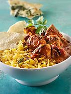Balti Chicken Indian Curry