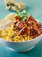 Balti Chicken Indian Curry