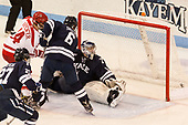 Bobo Carpenter (BU - 14), Billy Sweezey (Yale - 6), Sam Tucker (Yale - 1) The Boston University Terriers defeated the visiting Yale University Bulldogs 5-2 on Tuesday, December 13, 2016, at the Agganis Arena in Boston, Massachusetts.