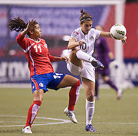 USWNT vs Costa Rica January 27 2012