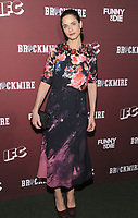NEW YORK, NY - MARCH 22:  Amanda Peet attends the 'Brockmire'  New York premiere at 40 / 40 Club on March 22, 2017 in New York City.  Photo by: John Palmer/ MediaPunch