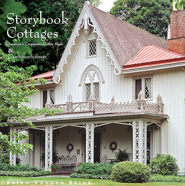 Storybook Cottages by Gladys Montgomery