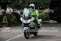 Celtic Manor Resort, Newport, South Wales<br /> <br /> Police patrols at the Nato Summit<br /> <br /> <br /> Photographer: Jeff Thomas - Jeff Thomas Photography - 07837 386244/07837 216676 - www.jaypics.photoshelter.com - swansea1001@hotmail.co.uk