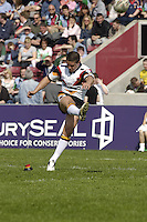 Twickenham, ENGLAND, Bull's, Paul Deacon,   'Engage Super league'  between Harlequins RL vs Bradford Bulls, at the Stoop, 13.05.2006. © Peter Spurrier/Intersport-images.com,  / Mobile +44 [0] 7973 819 551 / email images@intersport-images.com.