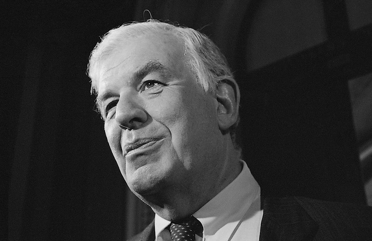 Speaker of the House Tom Foley, D-Wash. June 20, 1989 (Photo by Laura Patterson/CQ Roll Call)