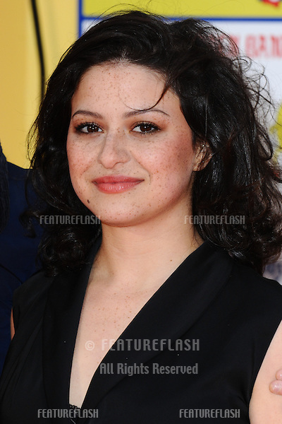 "Alia Shawkat arriving for the ""Arrested Development"", Season Four  premiere at the Vue, Leicester Square, London. 09/05/2013 Picture by: Steve Vas / Featureflash"