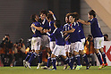 U-22U-22 Japan team group, .NOVEMBER 27, 2011 - Football / Soccer : .Men's Asian Football Qualifiers Final Round .for London Olympic Games .between U-22 Japan - U-22 Syria .at National Stadium, Tokyo, Japan. .(Photo by YUTAKA/AFLO SPORT) [1040]