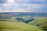 the race route through Peak District National Park<br /> <br /> 2014 Tour de France<br /> stage 2: York-Sheffield (201km)