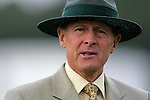 JAMES BOARDMAN / 07967642437 - 01444 412089 .England Cricketer Geoffrey Boycott at the Rose Bowl, Southampton 20/08/2005.. .