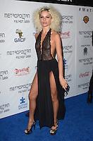 BURBANK, CA - OCTOBER 1: Ava Capra at the Metropolitan Fashion Week Closing Gala & Awards Show, October 1, 2016 at Warner Bros Studios in Burbank, California. Credit: David Edwards/MediaPunch