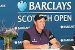 Barclays Scottish Open 2011