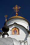 Europe, Russia, Suzdal. Pokrovsky monastery, Convent of the Intercession.