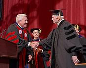 University of Arkansas Commencement 2015