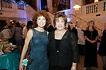 Waterbury, CT- 28 April 2017-042817CM13-  From left Jane Doe No More founder, Donna Palomba and Kathy McPadden, chairman of the Jane Doe No More board of directors,  are photographed during the 10th annual Jane Doe No More gala and awards ceremony at the Palace Theater in Waterbury.   Christopher Massa Republican-American