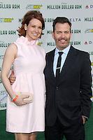 Lauren Dixon, Neil Mandt<br /> at the &quot;Million Dollar Arm&quot; World Premiere, El Capitan, Hollywood, CA 05-06-14<br /> David Edwards/Dailyceleb.com 818-249-4998