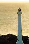 Phare Amédée au large de Nouméa