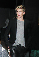 NEW YORK, NY-September 08: Presley Gerber at Daily Front Row Fashion Media Awards at Park Hyatt in New York. NY September 08, 2016. Credit:RW/MediaPunch