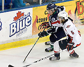 RJ Mahalak (Plymouth - 21), Ryan Ellis (Windsor - 6) - The Windsor Spitfires defeated the Plymouth Whalers 3-2 (OT) to sweep the Ontario Hockey League Western Conference Semi-Finals on Wednesday, April 7, 2010, at Compuware Arena in Plymouth, Michigan.