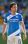St Johnstone FC&hellip; Season 2016-17<br />Brad McKay<br />Picture by Graeme Hart.<br />Copyright Perthshire Picture Agency<br />Tel: 01738 623350  Mobile: 07990 594431