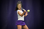 Texas A&M vs UW Women's Tennis 2/19/12