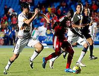 Depor FC vs. América de Cali, 17-03-2014