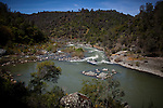 James Butler's mining claim sits on the Yuba River in the Sierra foothills near Smartsville, California, April 19, 2012..CREDIT: Max Whittaker/Prime for The Wall Street Journal.MINER
