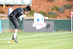 16 December 2007: Wake Forest's Akira Fitzgerald. The Wake Forest University Demon Deacons defeated the Ohio State Buckeyes 2-1 at SAS Stadium in Cary, North Carolina in the NCAA Division I Mens College Cup championship game.