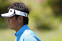 Hideto Tanihara, MAY 13, 2012 - Golf : Hideto Tanihara go to green on the 13th hole during the PGA Championship Nissin Cupnoodles Cup 2012 final round at Karasuyamajo Country Club, Tochigi, Japan. (Photo by Yusuke Nakanishi/AFLO SPORT) [1090]