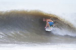 Folly Beach Washout Hurricane Swell August 5th 2014