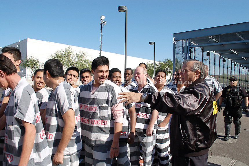 Maricopa County Jail Inmate Search