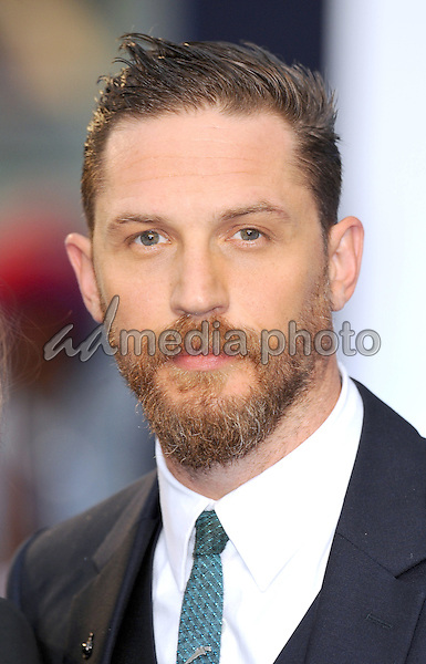 "03 September 2015 - London, England - Tom Hardy. ""Legend"" London Premiere held at Odeon Leicester Square. Photo Credit: Jeff Spicer/Alpha Press/AdMedia"