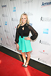 Former American Artistic Gymnast Nastia Liukin Attends The 2013 Skating with the Stars honoring B Michael and Andrea Joyce -A benefit gala for Figure Skating in Harlem Held At Trump Rink, Central Park, NY