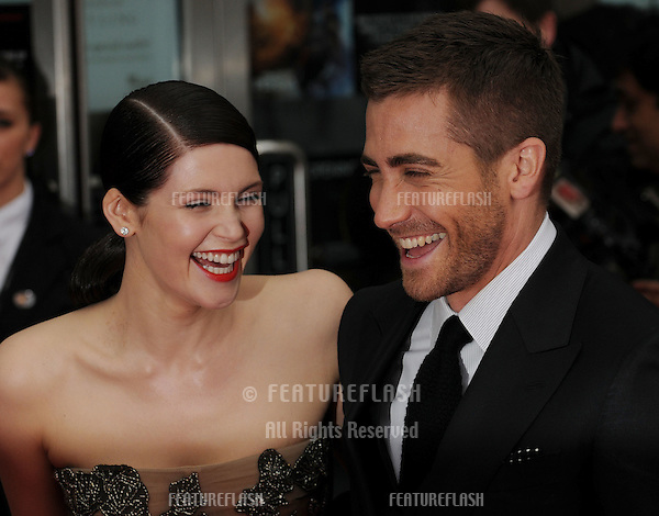 Gemma Arterton and Jake Gyllenhaal attend the Prince of Persia - World Premiere at Vue, Westfield in London. 09/05/ 2010.Picture By: Gerry Copper / Featureflash..