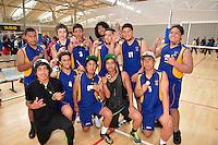 Wellington Secondary Schools Junior Volleyball Tournament at ASB Center, Wellington, New Zealnad on Saturday 10th November 2012<br /> Photo by Masanori Udagawa