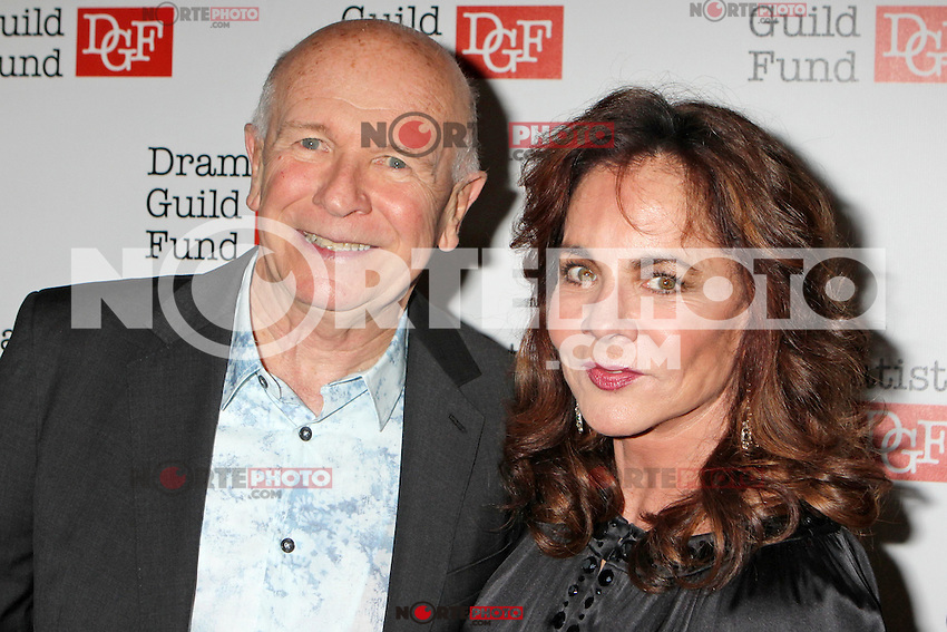 Terrence McNally and Stockard Channing attend The Dramatists Guild Fun's 50th Anniversary Gala at the Mandarin Oriental in New York, 03.06.2012...Credit: Rolf Mueller/face to face /MediaPunch Inc. ***FOR USA ONLY***