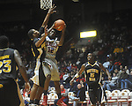 "Ole Miss guard Chris Warren (12) at C.M. ""Tad"" Smith Coliseum in Oxford, Miss. on Saturday, December 4, 2010."