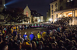 10.11.14 Midnight Drummers Circle.JPG by Matt Cashore/University of Notre Dame
