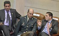 Plenaria Cámara Representantes / Plenary House of Representatives. Bogota Colombia, 17-06-2013