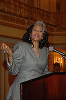 PCC Golden Trumpet Awards 2012: Michelle Flow­ers Welch receives Lifetime Achievement Award