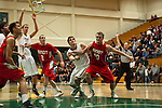 Mens Basketball BHSU VS Minot 2-10-12