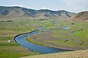Mongolia Central Asia