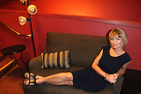AUG 21 Rena Riffel at the Women Underground Film Panel
