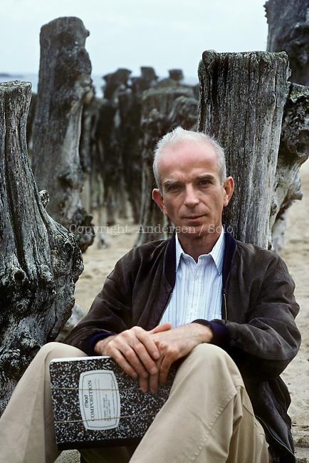 Guy Hoquenghem, French writer in 1994