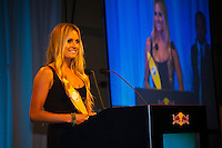 Haleiwa Hawaii, (Monday December 6, 2010) .Monday.  Alana Blanchard (HAW).  40th annual SURFER Poll Awards were held tonight at Turtle Bay Resort on Oahu's North Shore..Sal Masekela (USA)  returned to serve as the Master of Ceremonies for the event with charismatic Hawaiian surf star Fred Patacchia as co-host .This year's SURFER Poll Awards were held in honor of recently lost legend, three-time World Champion Andy Irons. While acknowledging all of the surfers lost this year, the event  put a heavy focus on Andy and the legacy he leaves behind in and out of the water. Another focal point of this year's show was  Kelly Slater's 10th world title win. Touted as the world's most dominant athlete, Kelly's accomplishments have catapulted the sport of surfing and garnered the world's attention. Kelly was award the male Surfer of the Year award with Stephanie Gilmore (AUS) taking out the Female Surfer of the Year..Photo: joliphotos.com