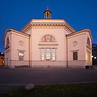Carl Johans Kyrka, Skeppshomen, Stockholm, Sweden