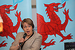 Wales in London Dinner.Caledonian Club.Baroness Tanni Grey-Thompson.19.06.12.©Steve Pope