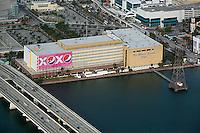 aerial photograph Miami Herald, Florida