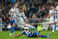 League BBVA round 16: Real Madrid vs Espanyol (2-2)